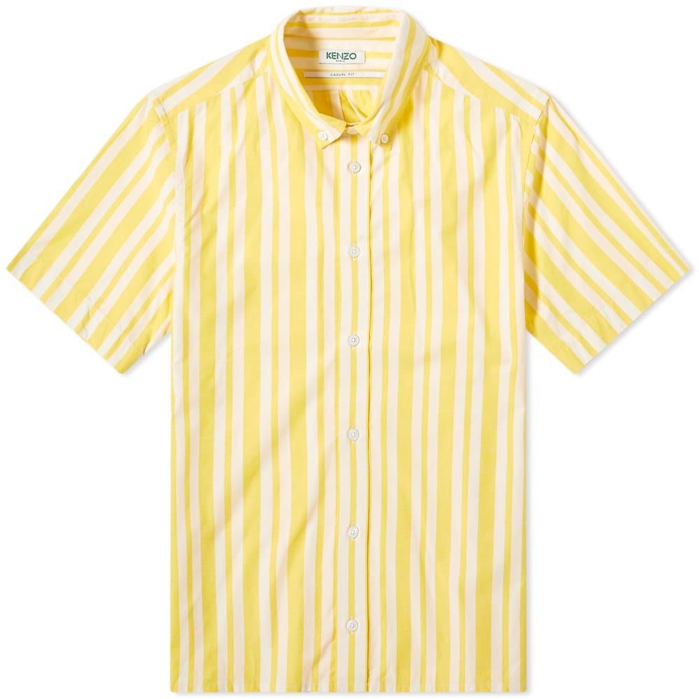 Photo: Kenzo Short Sleeve Button Down Shirt