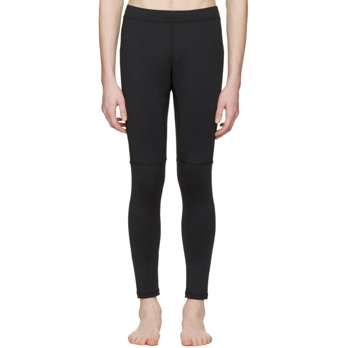 Photo: Fendi Black Running Leggings
