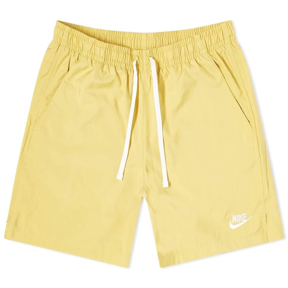 Photo: Nike Retro Woven Shorts