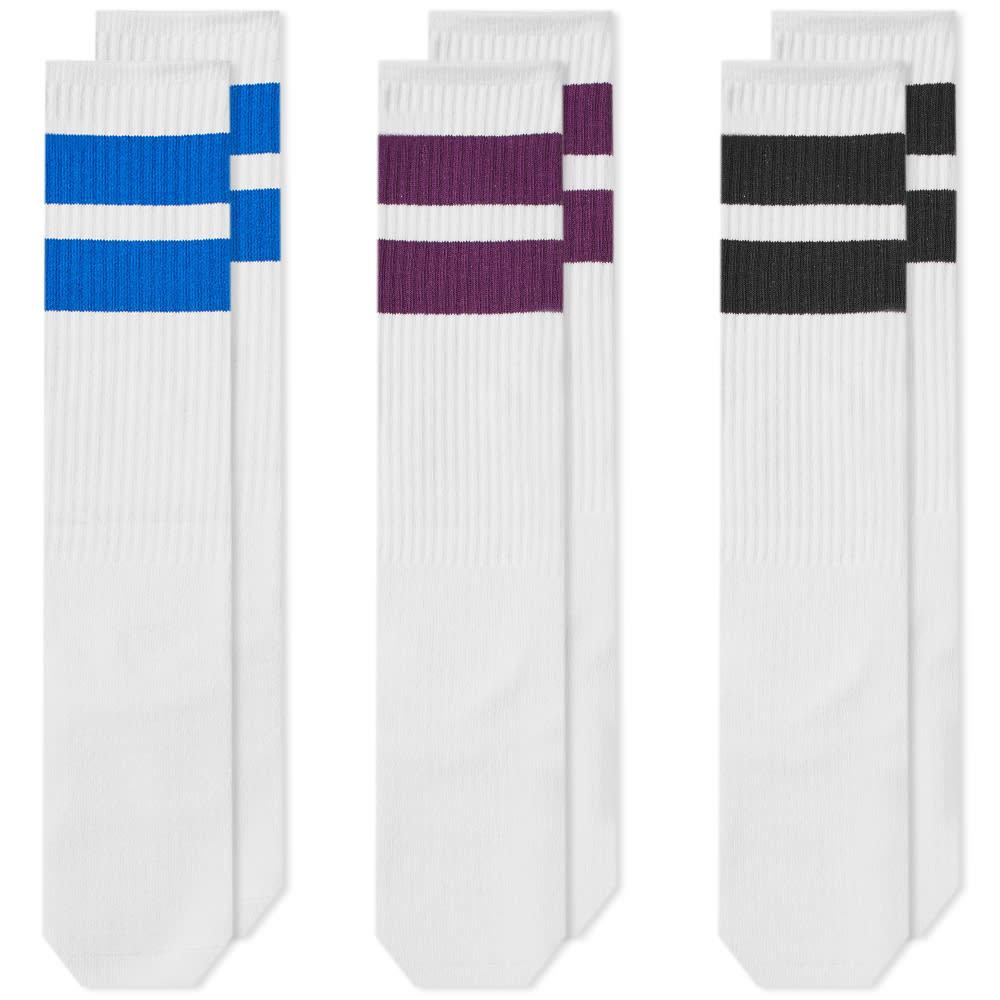 Photo: Neighborhood Classic Long Sock - 3 Pack