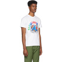 Stella McCartney White We Are The Weather Handle With Care T-Shirt