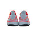 adidas Originals Orange and Blue UltraBoost 19 Sneakers