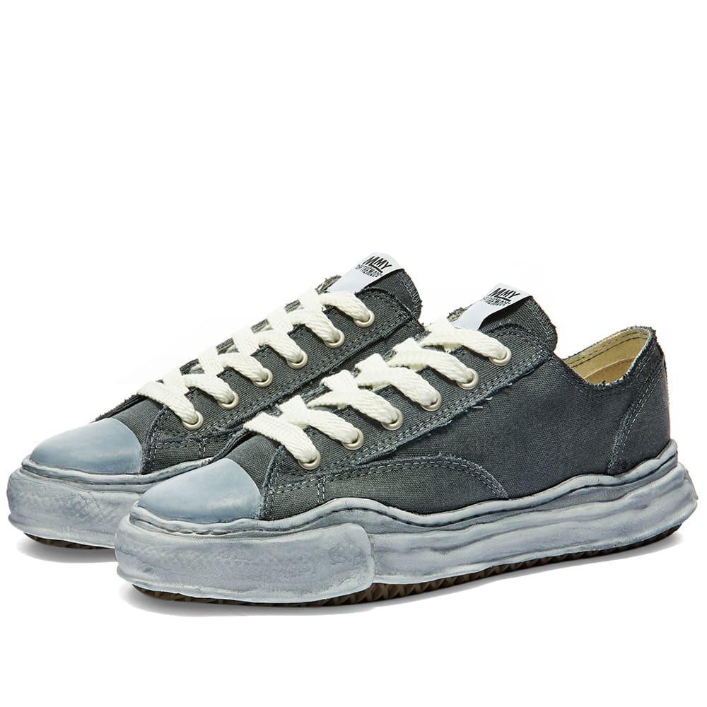 Maison MIHARA YASUHIRO Original Sole Overdyed Low Sneaker Maison ...