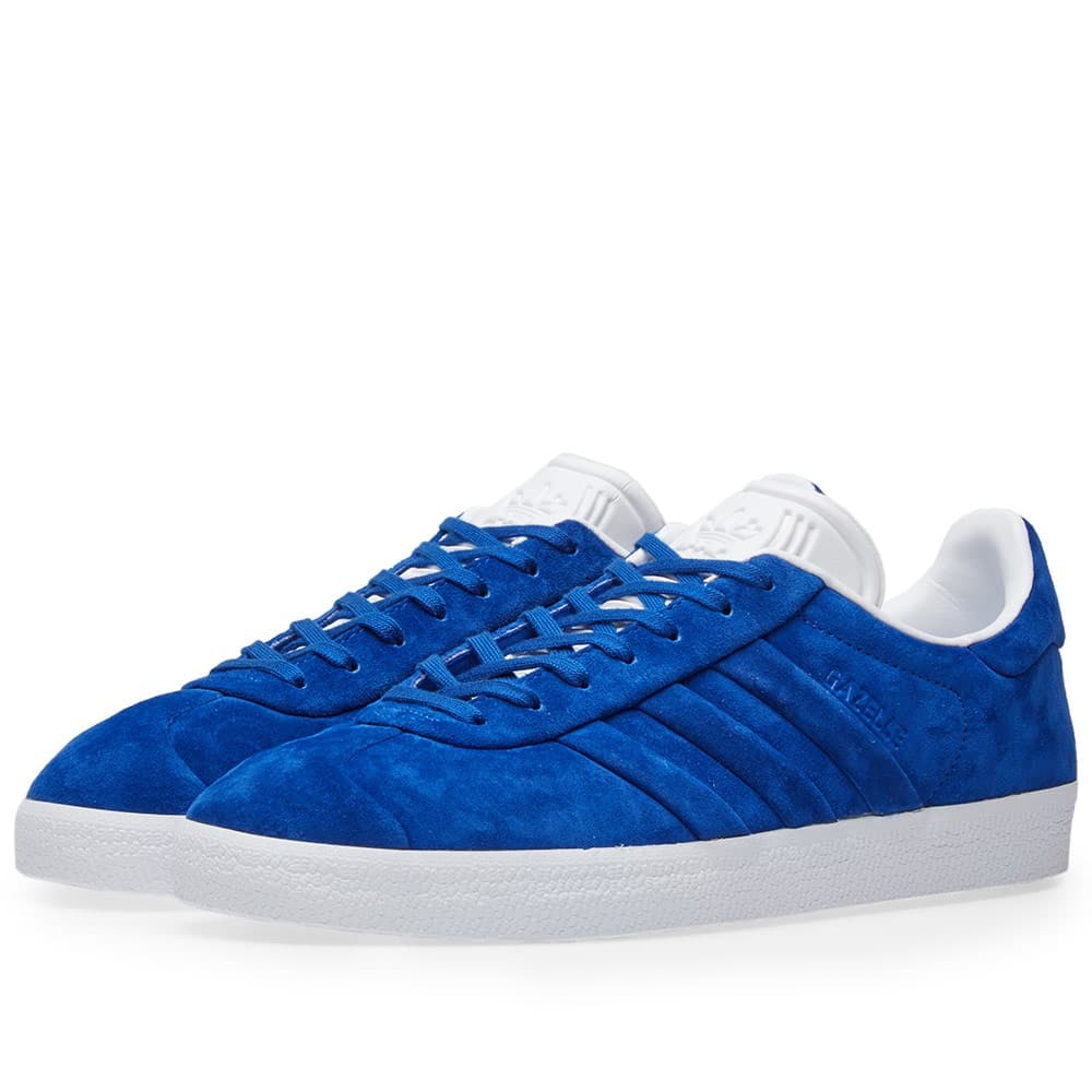 Adidas Gazelle Stitch & Turn Blue