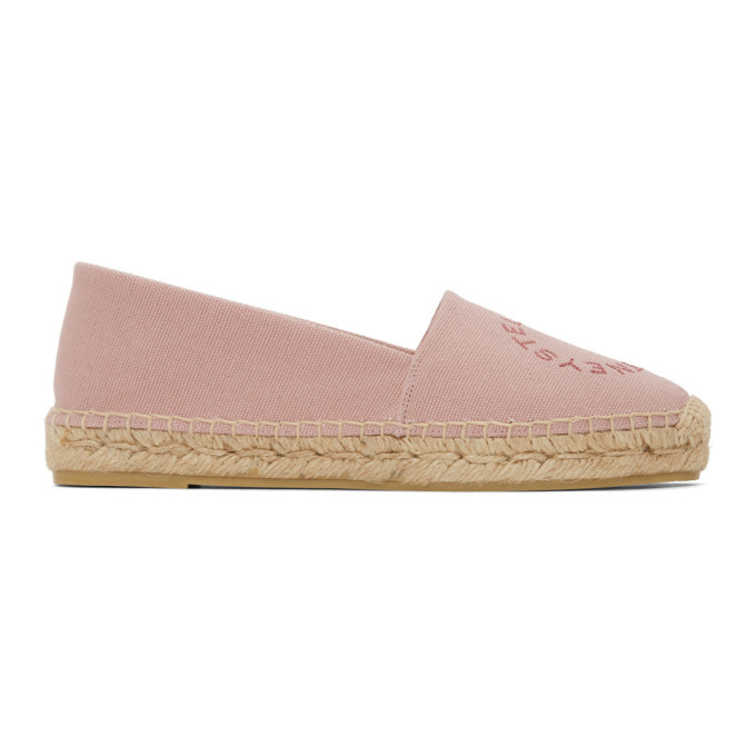 Photo: Stella McCartney Pink Selene Espadrilles