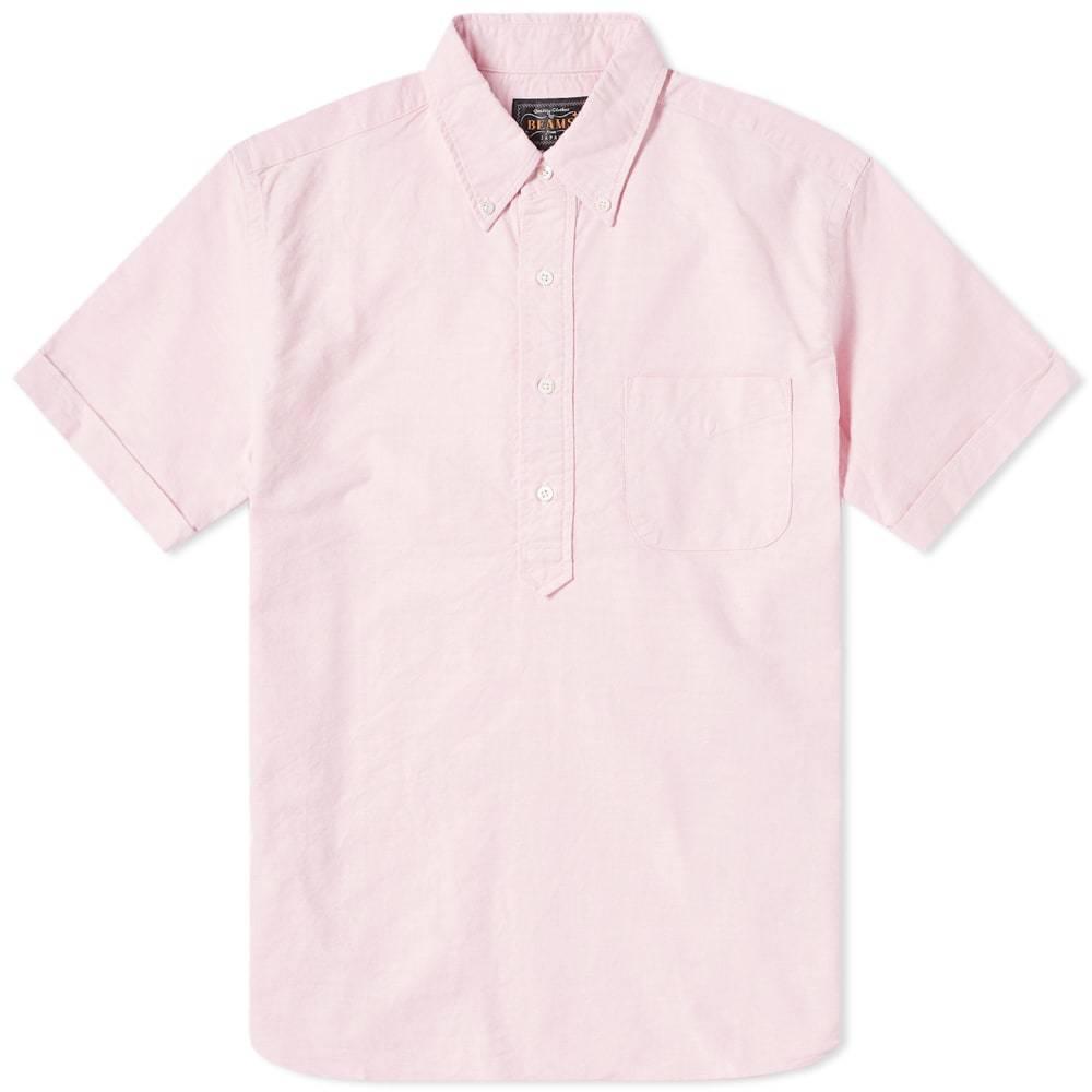 Photo: Beams Plus Short Sleeve Popover Shirt