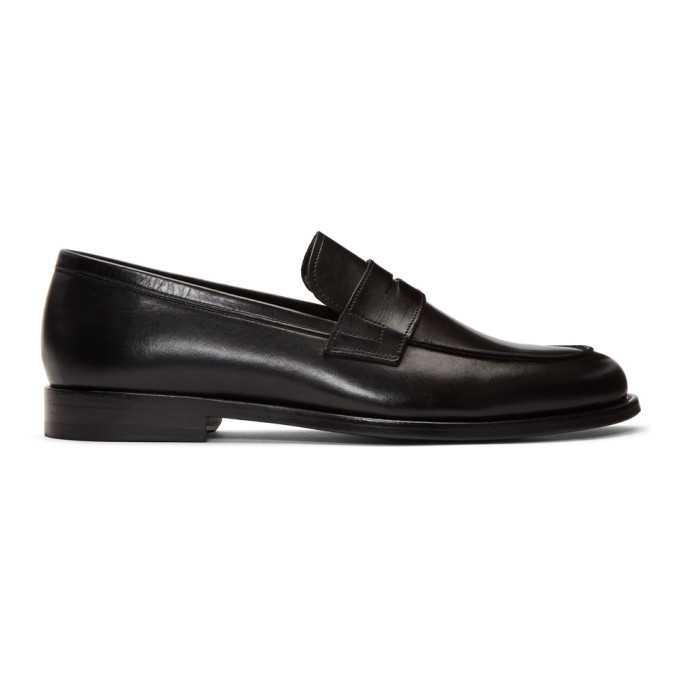 Photo: Paul Smith Black Wolf Loafers