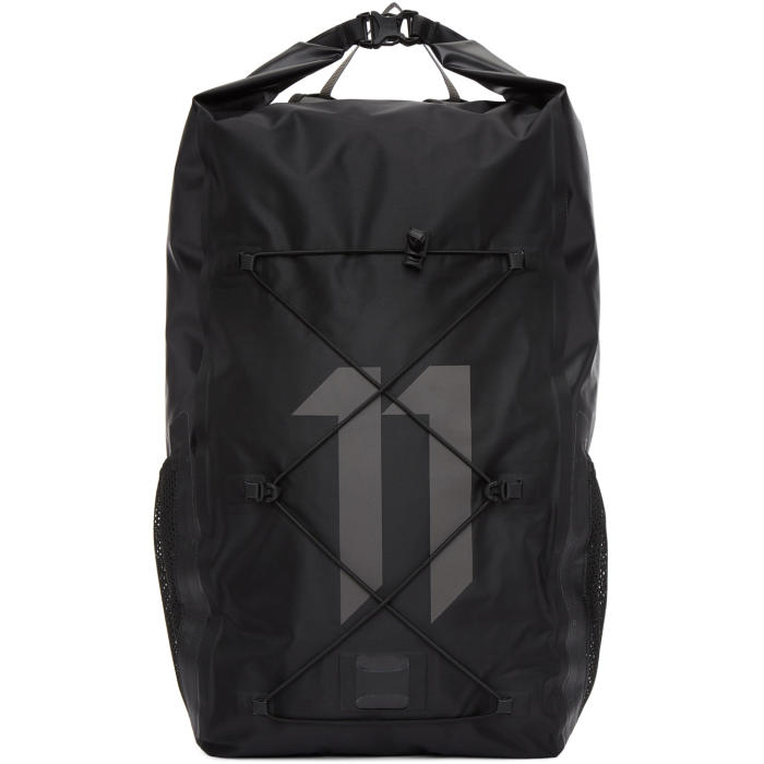 Photo: 11 by Boris Bidjan Saberi Black Ortlieb Edition Nylon Logo Backpack