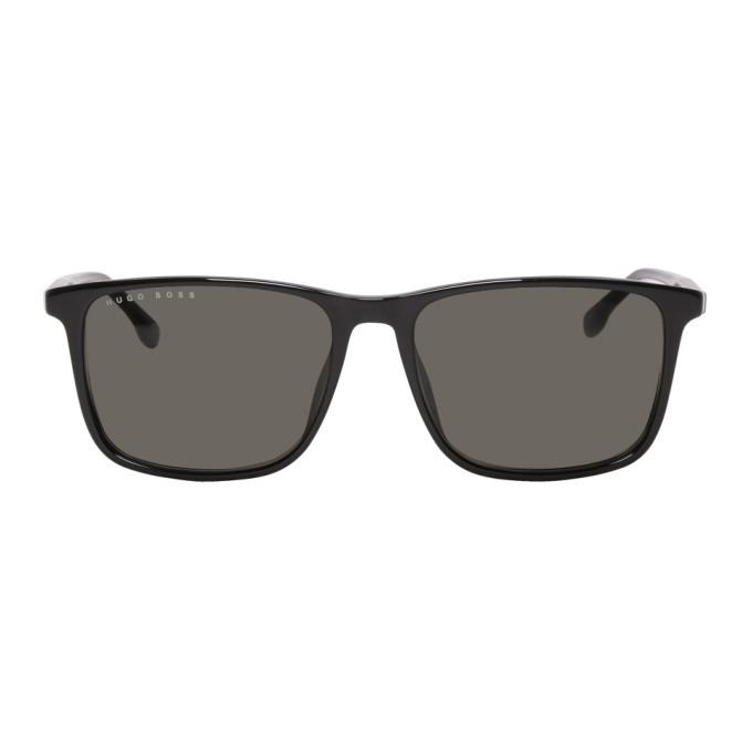 Photo: Boss Black Rectangular Sunglasses