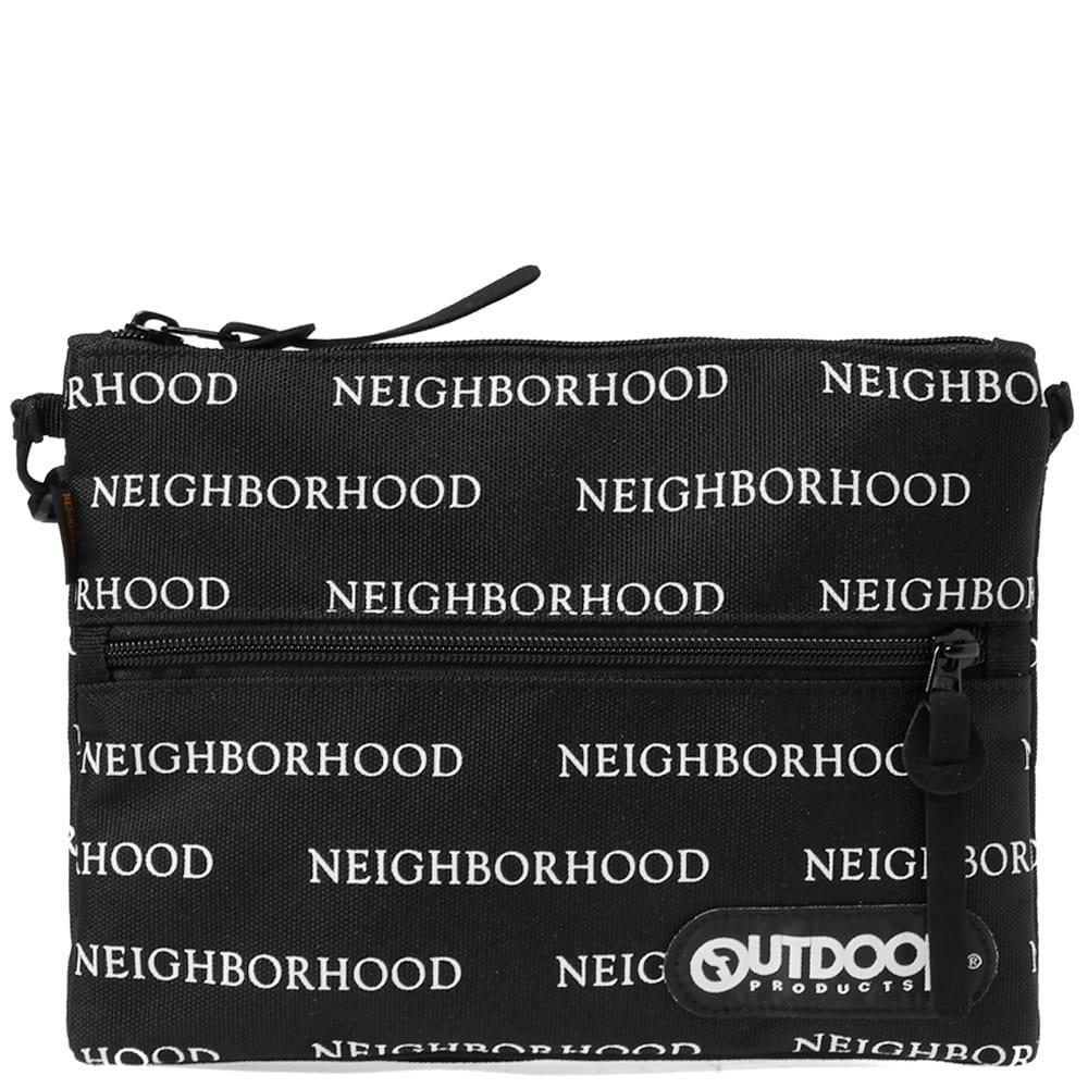 Photo: Neighborhood x Outdoor Products International E-Musette Bag