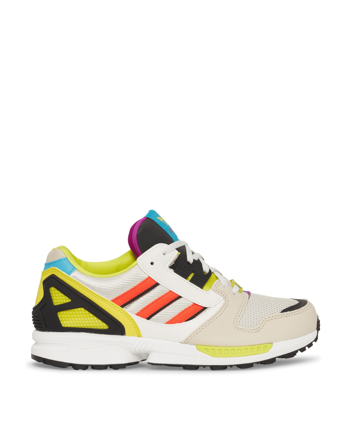 Photo: Adidas Originals Zx 8000 Sneakers Clear Brown 36