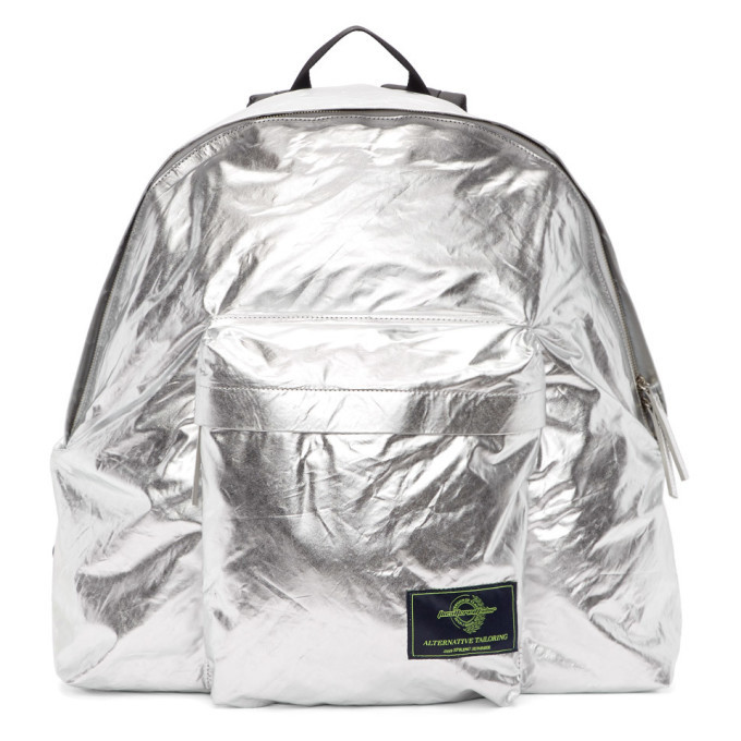 Photo: Juun.J Silver Alternative Tailoring Backpack