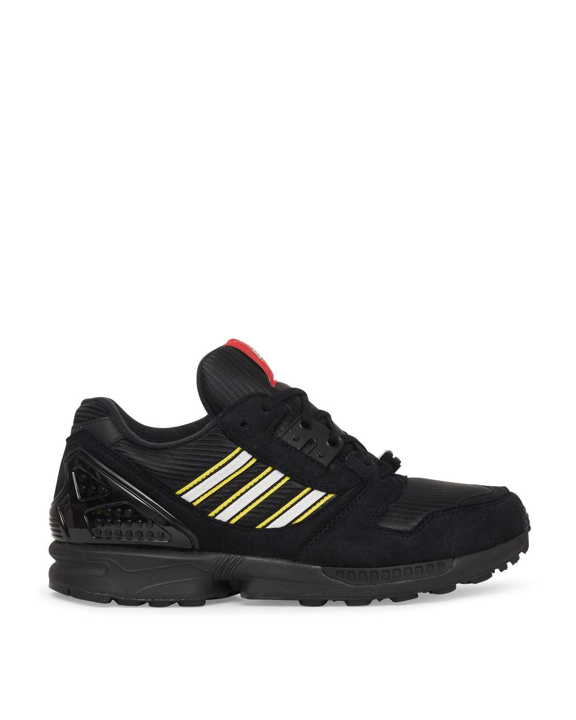 Photo: Adidas Originals Lego Zx 8000 Sneakers Core Black/Ftwr White
