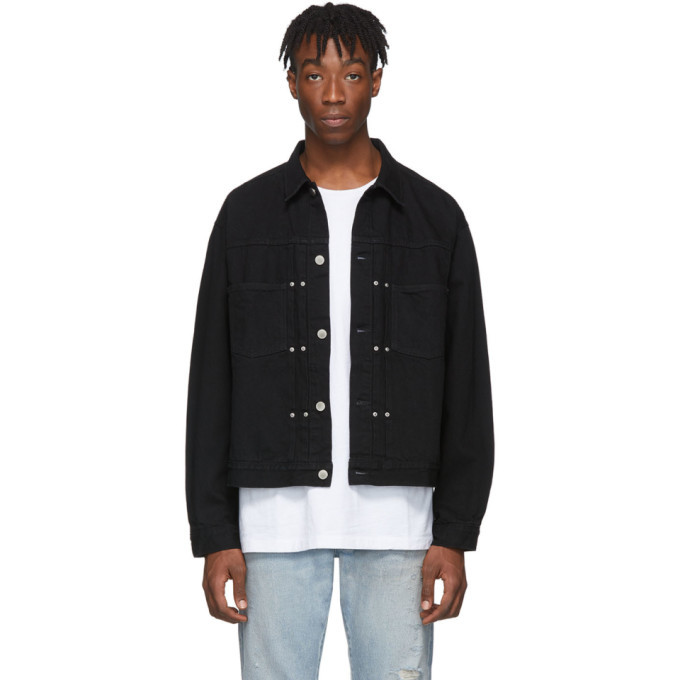 Photo: John Elliott Black Thumper Type II Jacket