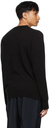 Margaret Howell Brown Cashmere Saddle Sweater