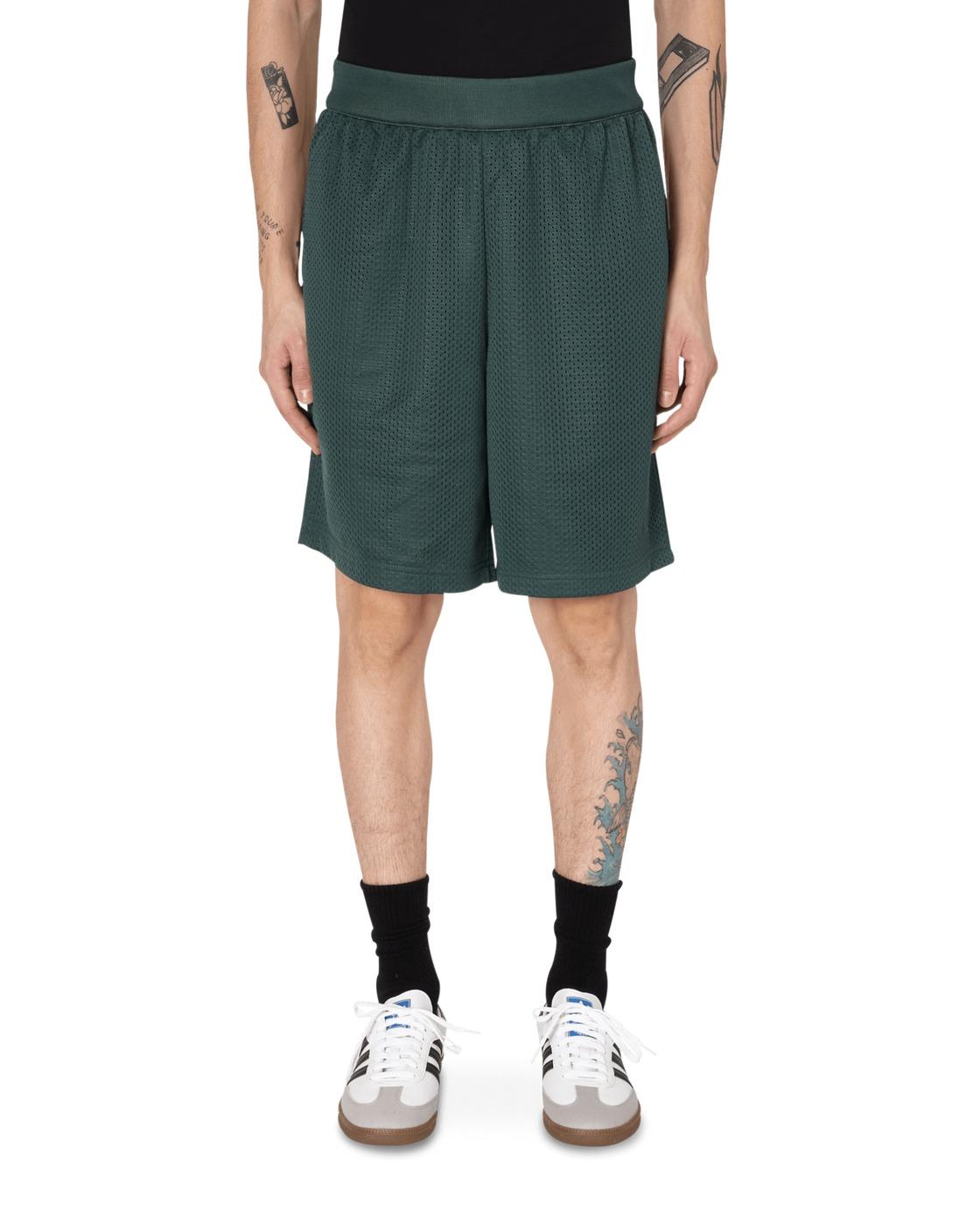 Adidas Originals Jonah Hill Mesh Shorts Mineral Green