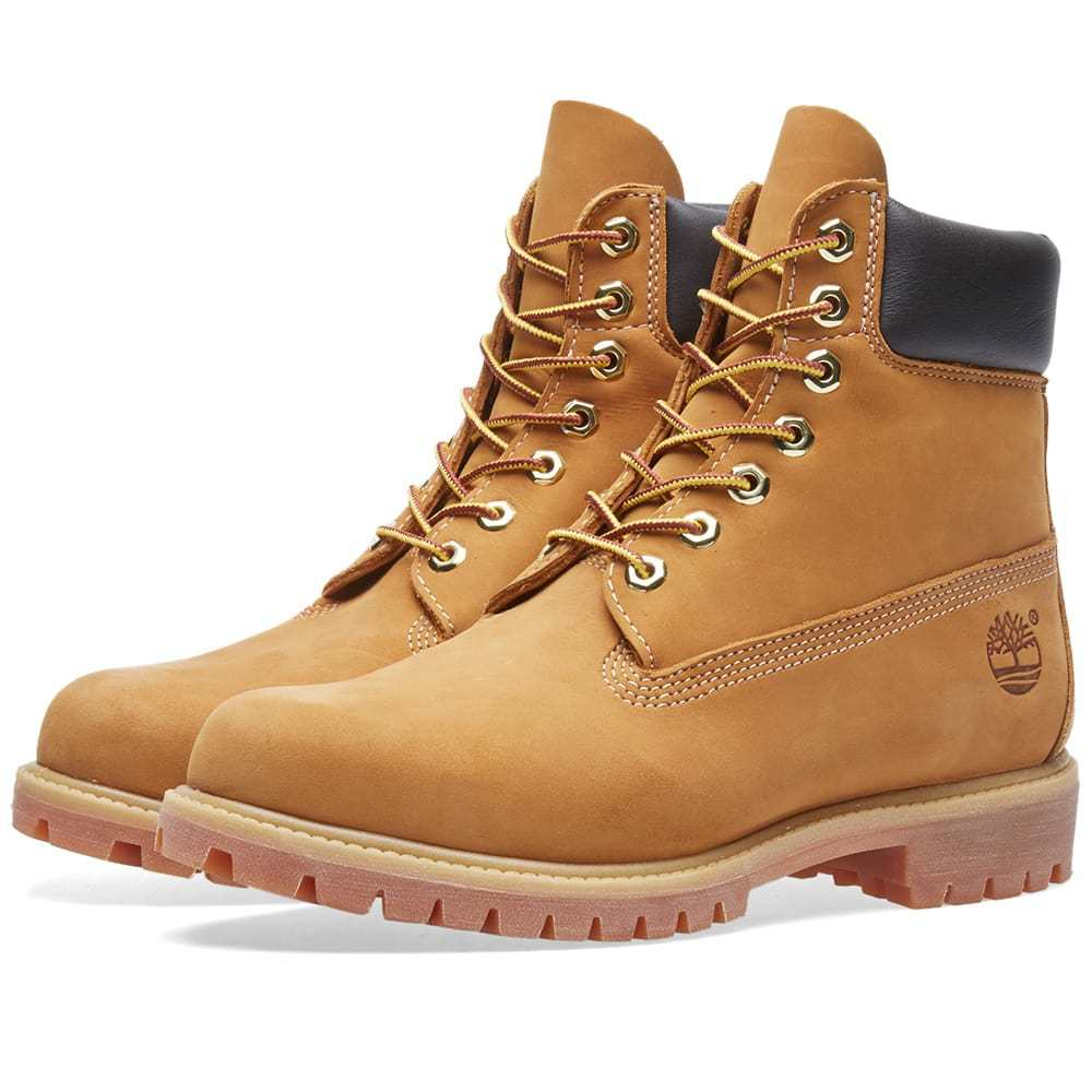 "Photo: Timberland 6"" Premium Boot Brown"
