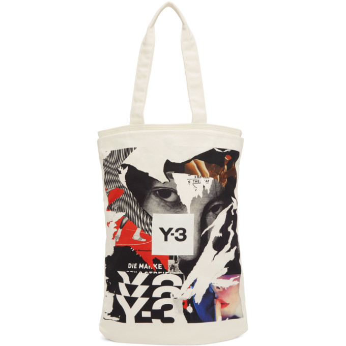 Photo: Y-3 Off-White Graphic CH1 Tote