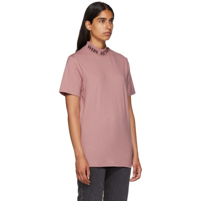Won Hundred Pink Prague T-Shirt