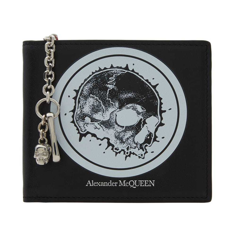 Photo: Alexander McQueen Skull Chain Wallet