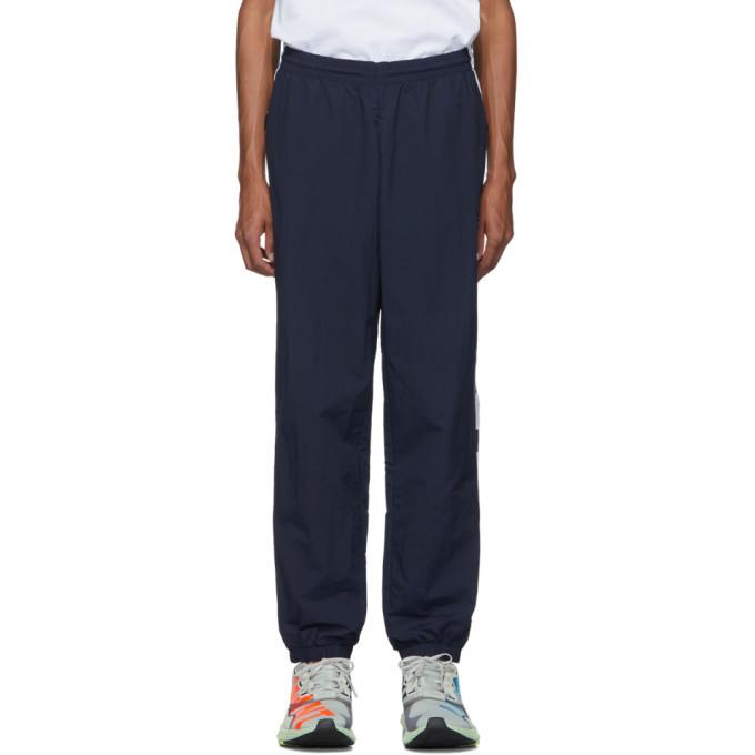 Photo: adidas Originals Navy Balanta Track Pants