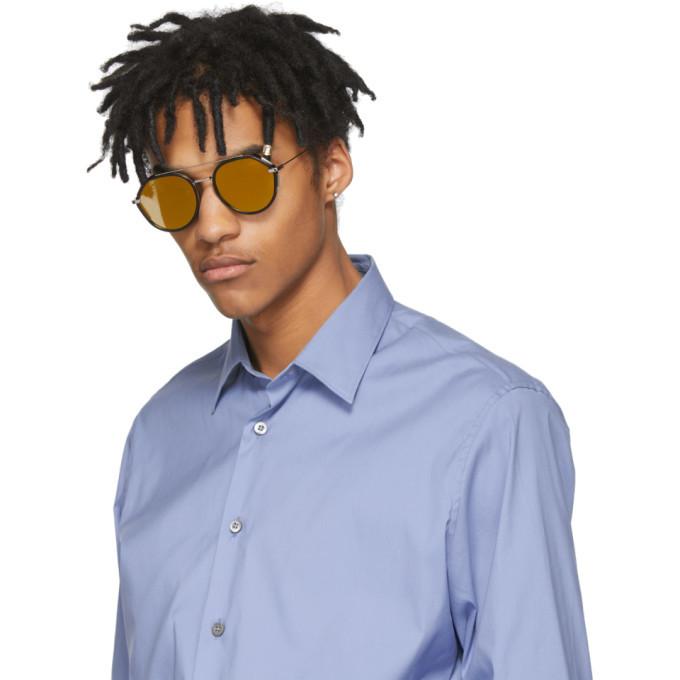 Dior Homme Black 219 Sunglasses