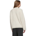 3.1 Phillip Lim Off-White Boucle Sweater