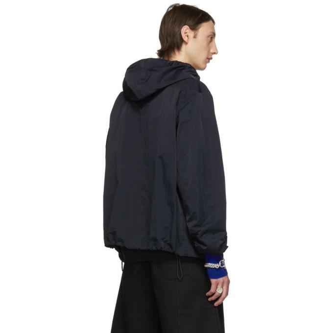 Bottega Veneta Black Nylon Jacket