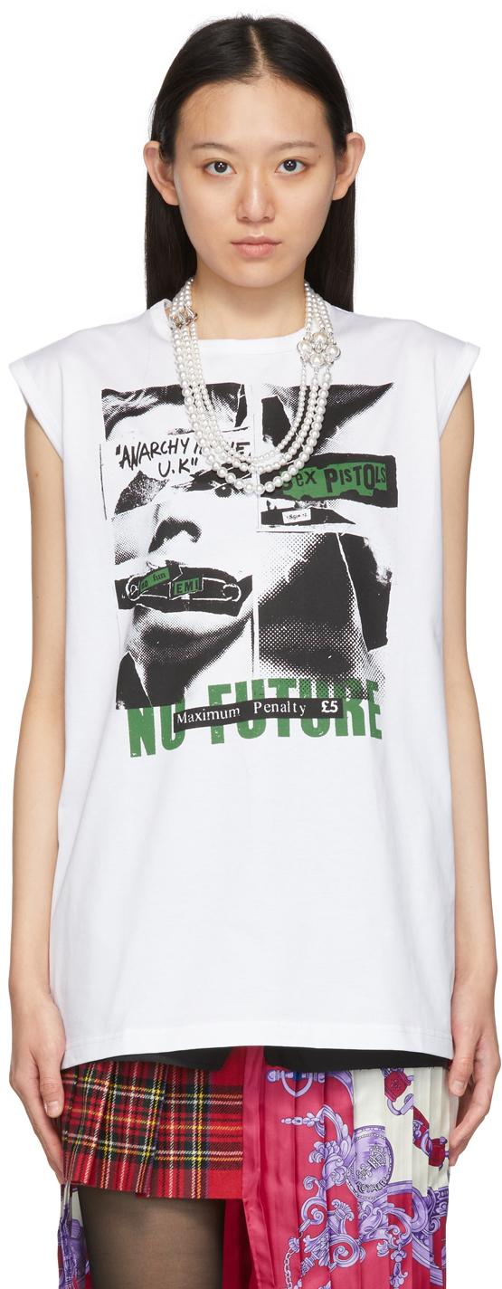 Photo: Junya Watanabe Sex Pistols Muscle T-Shirt