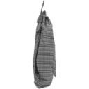 Raf Simons Black and White Eastpak Edition Plaid Sling Backpack