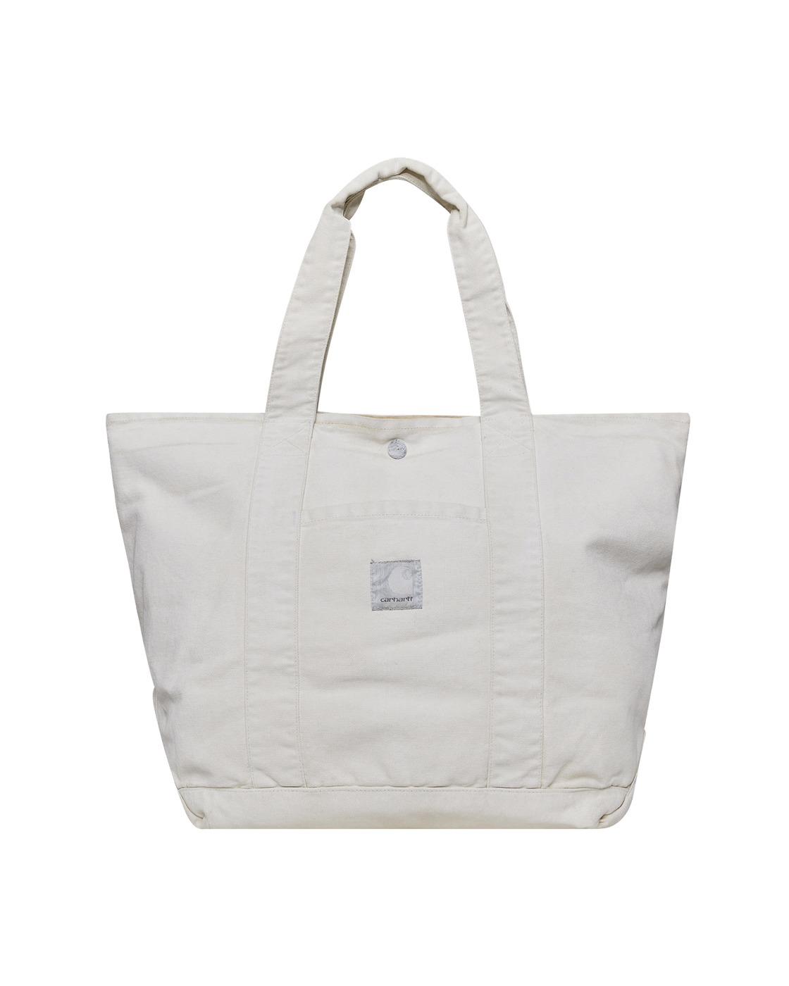 Photo: Carhartt X Slam Jam Slam Jam Simple Tote Bag Putty Paris