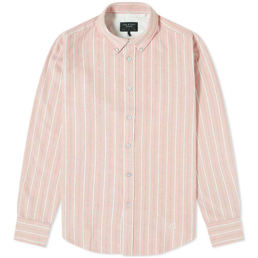 Photo: Rag & Bone Button Down Tomlin Oxford Shirt