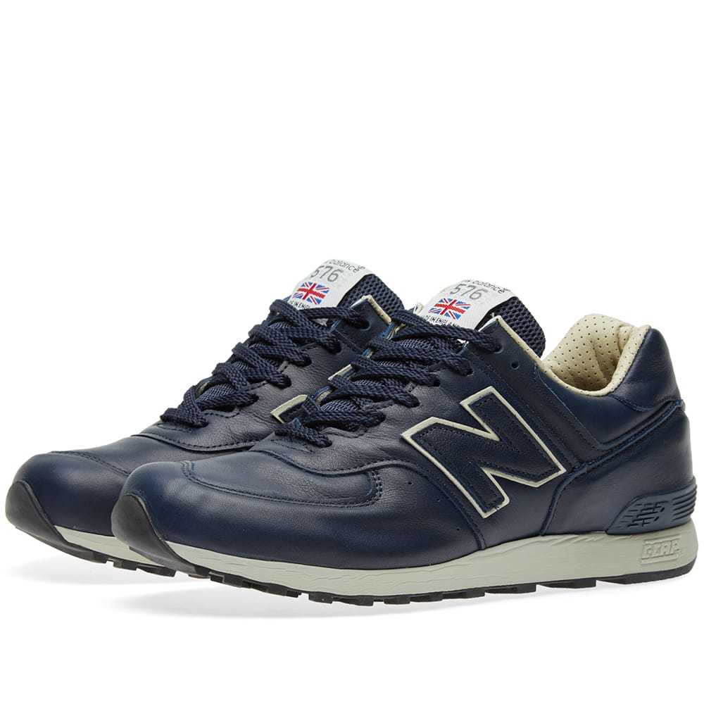 Photo: New Balance M576CNN - Made in England Navy