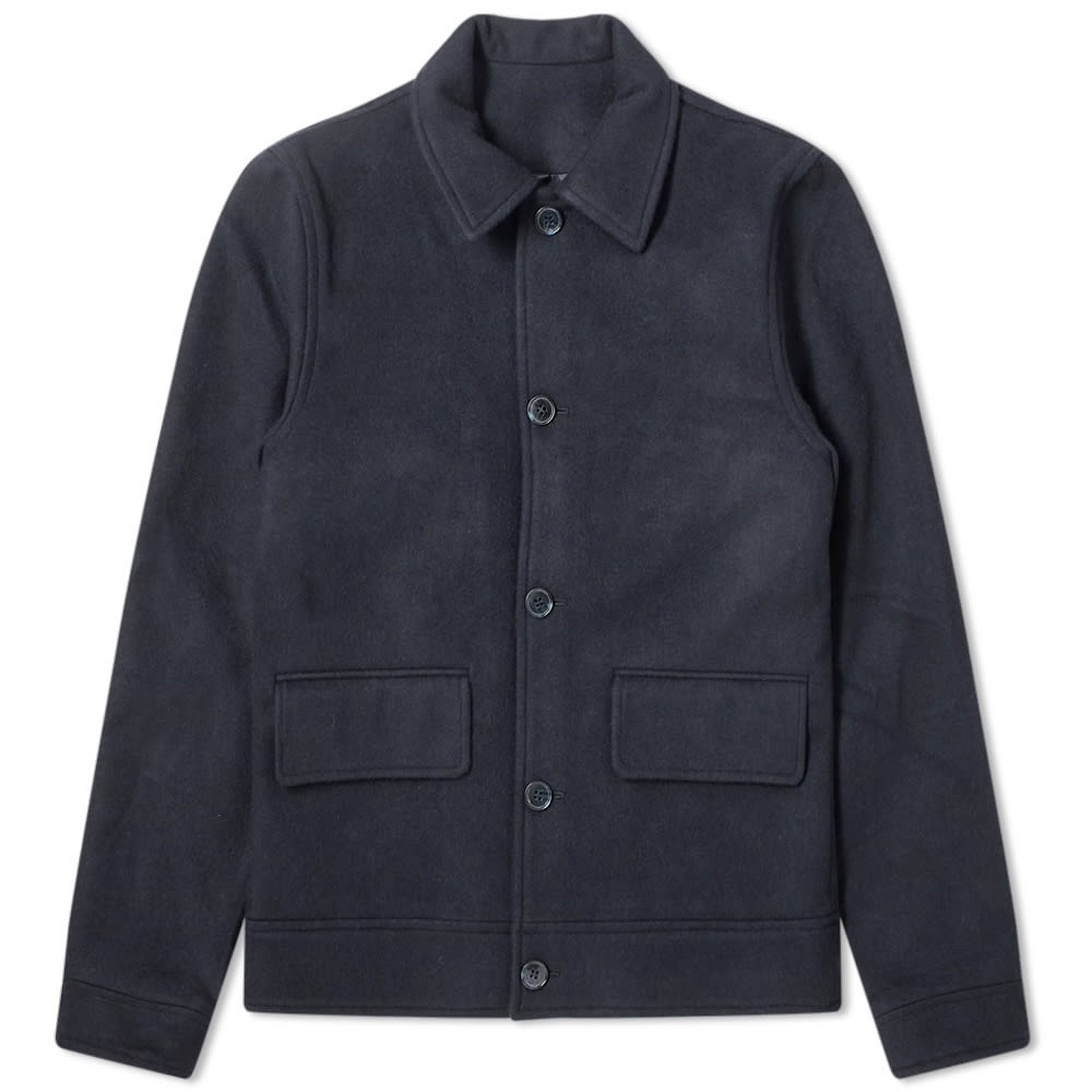 Photo: Officine Generale Carl Bomber Jacket
