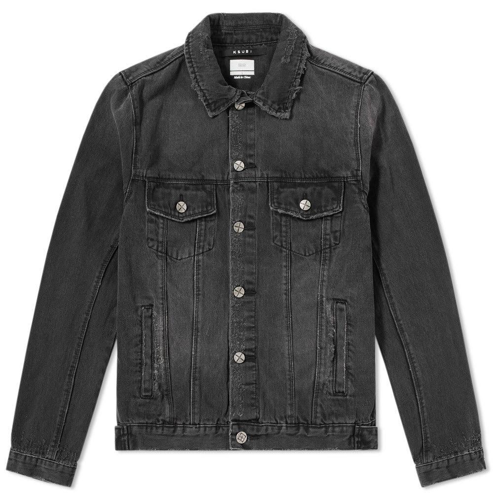 Ksubi Classic Jacket Black