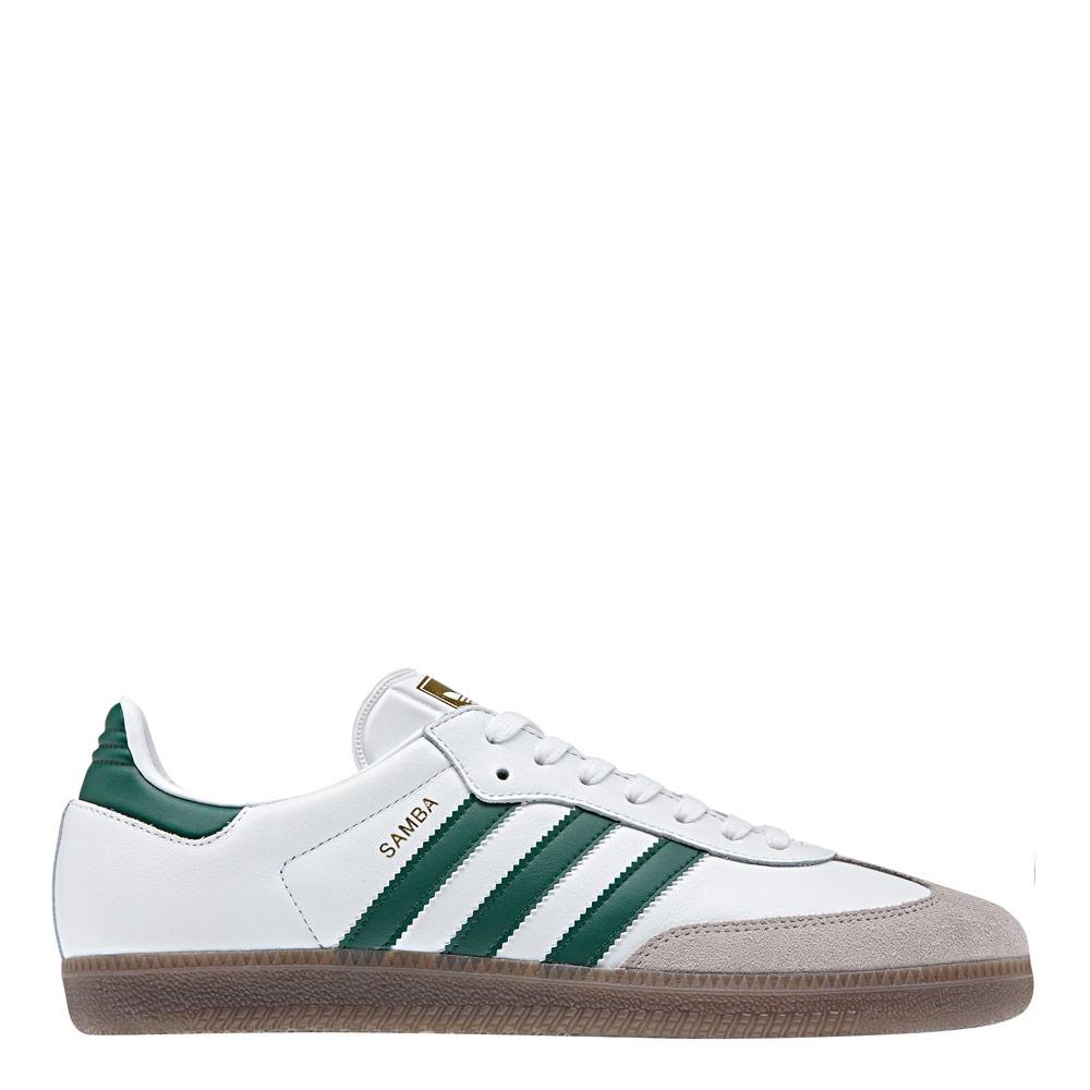 Samba OG - White/Green adidas