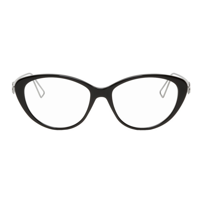 Photo: Balenciaga Black BB0067O Glasses