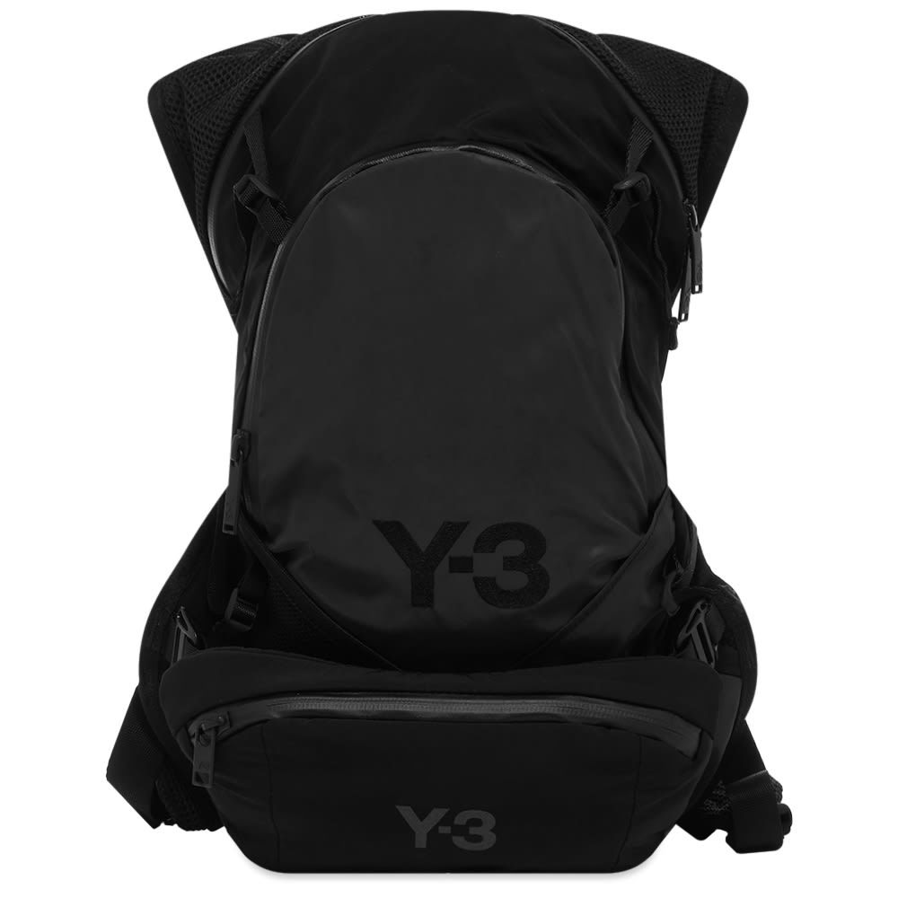 Photo: Y-3 CH1 Reflective Backpack