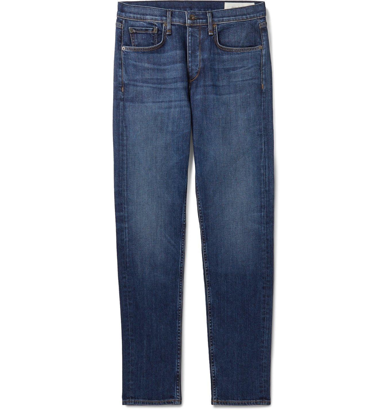 Photo: rag & bone - Fit 2 Slim-Fit Denim Jeans - Blue
