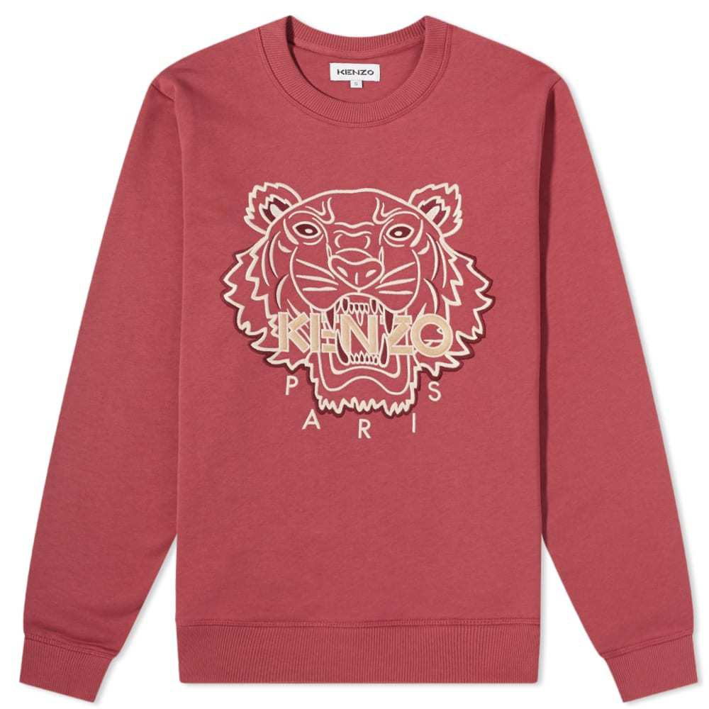 Photo: Kenzo Tiger Seasonal Embroidered Skate Sweat
