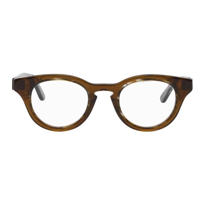 Photo: Thierry Lasry Brown Tenacity 2256 Glasses