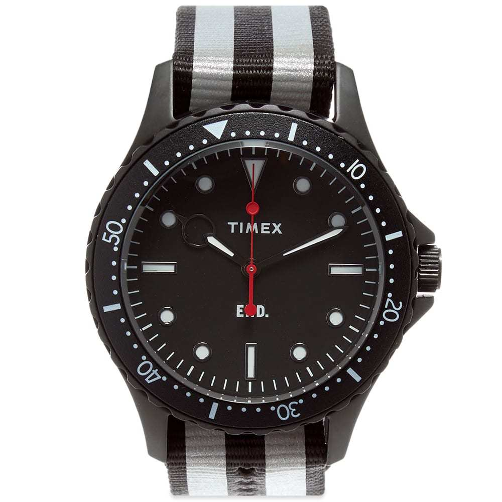 Photo: END. x Timex Navi XL Watch