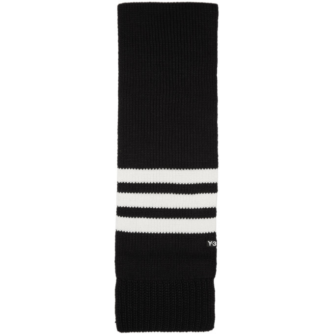 Photo: Y-3 Black Yohji Scarf