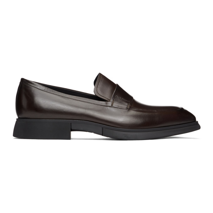 Photo: Paul Stuart Brown Marston Penny Loafers