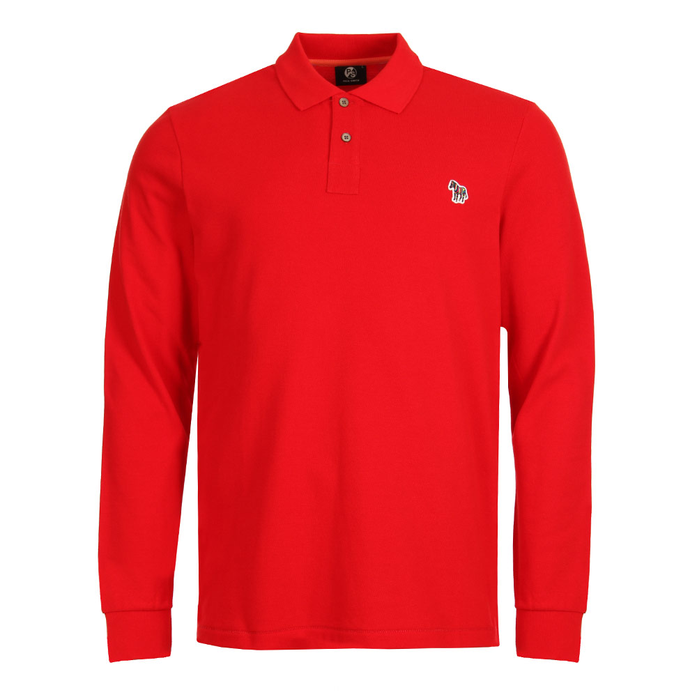 Photo: Polo Shirt - Red