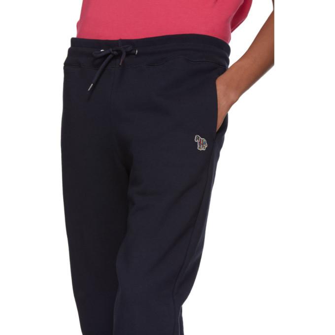 PS by Paul Smith Navy Zebra Lounge Pants