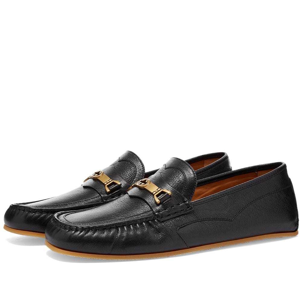 Photo: Gucci Ayrton Horsebit Driving Shoe