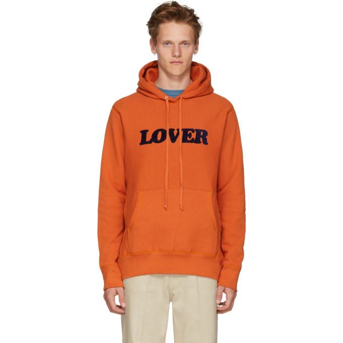 Photo: Bianca Chandon Red Lover Pullover Hoodie