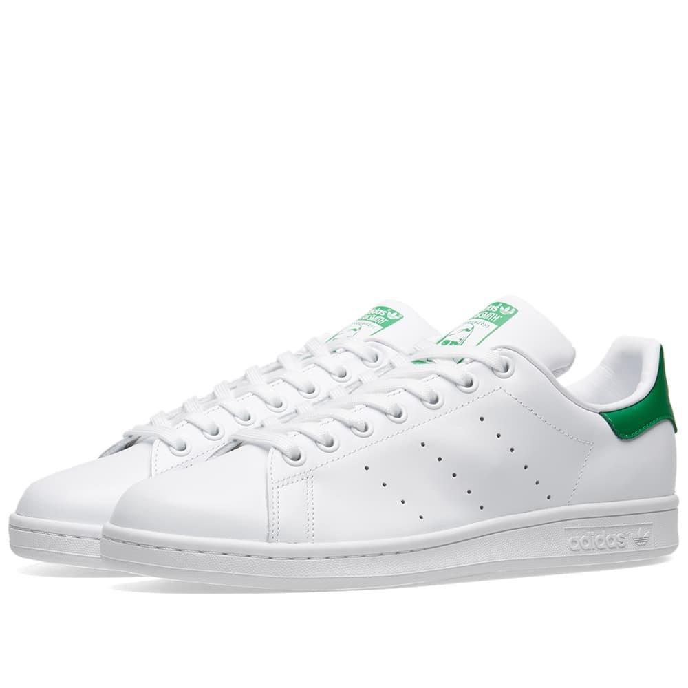 Adidas Stan Smith Running White & Fairway