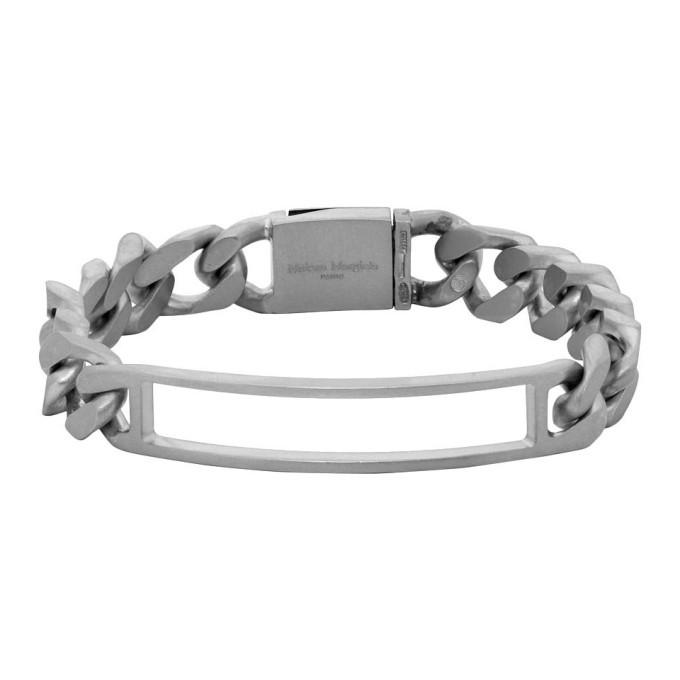 Photo: Maison Margiela Silver Chain Bracelet